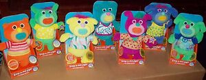 SING-A-MA-JIG-Red-White-Blue-Green-Pink-Purple-Easter-Christmas-Santa-Disney-NEW