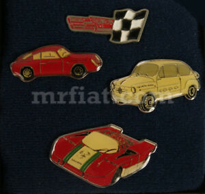 Set Piece Fiat Abarth New 4 Pin qIxPgz4Axw