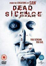 DEAD SILENCE - DVD - REGION 2 UK