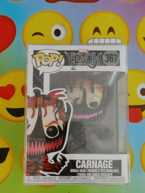 Carnage - Marvel Venom Series #367 Funko Pop! Vinyl ...