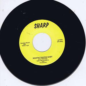 LEE-MITCHELL-ROOTIE-TOOTIE-BABY-WHO-039-S-THAT-BIG-MAN-ROCKABILLY-DANCERS