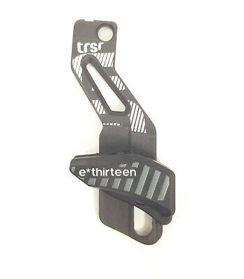 Black e*thirteen TRS Chain Guide Direct High Mount 28t-38t with Compact Slider