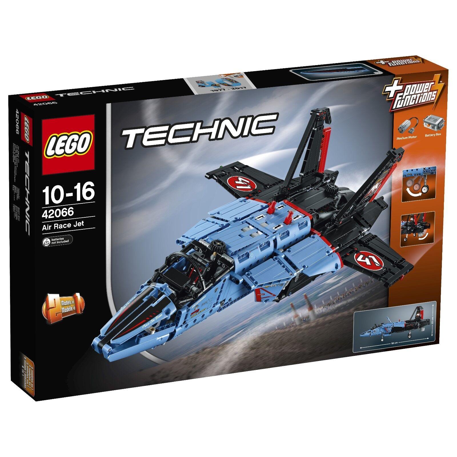 LEGO Technic Air Race Jet (42066) NEU UNGEÖFFNET