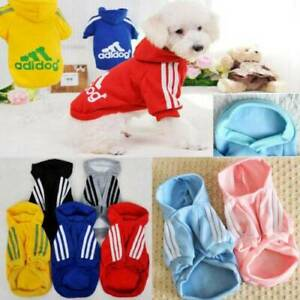 Pet-Coat-Dog-Jacket-Winter-Clothes-Puppy-Cat-Sweater-Cute-Clothing-Apparel-NEW