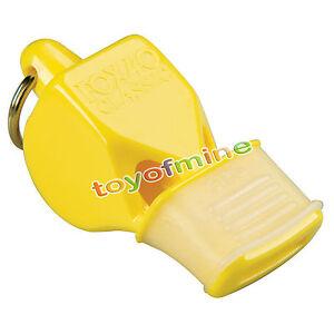 EDC-fox40-Plastic-Soccer-Football-Basketball-Sports-Referee-Whistle
