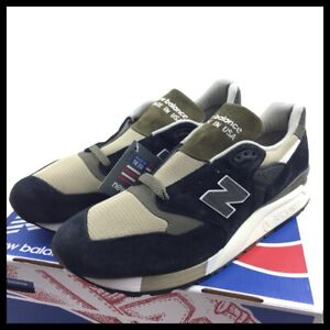 c12289152759c New Balance 998 Made In USA M998CTR Olive Black Mens Size 13 New In ...