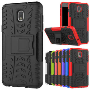 Pour-Samsung-Galaxy-J3-2018-Etui-Robuste-Armure-Antichoc-Hybride-Bequille-Housse