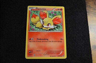 BREAKthrough Set Fennekin 25//162 - NM 2015 Common Pokemon Card