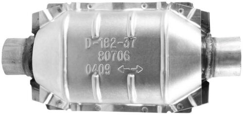 Catalytic Converter-CalCat Universal Converter Rear Walker 80706