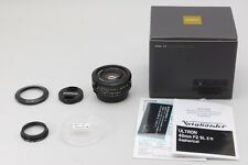 【ALMOST UNUSED in BOX】 Voigtlander Ultron 40mm f/2 SL II N Aspherical for Nikon