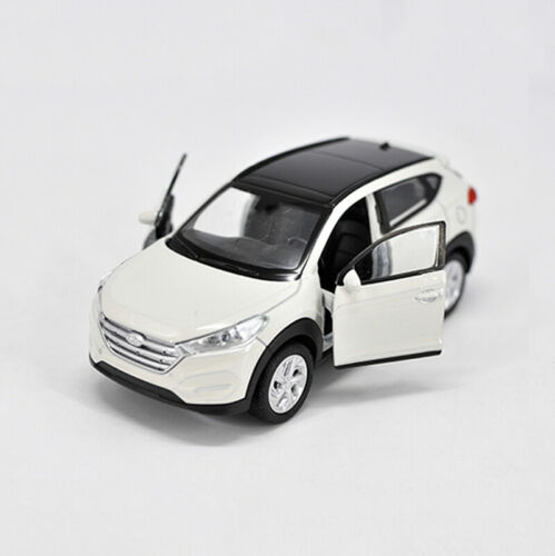 Hyundai Tucson SUV 1:36 Scale Car Model Diecast Gift Toy Vehicle Collection Kids