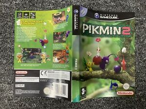 Details About Cover Insert Only Pikmin 2 Gamecube Cover