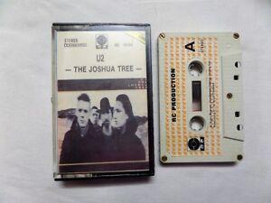 U 2 - THE JOSHUA TREE (MUST-HAVE) !!!MC Cassette - KRAJENKA, PL, Polska - U 2 - THE JOSHUA TREE (MUST-HAVE) !!!MC Cassette - KRAJENKA, PL, Polska