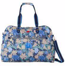 Oilily Flower Field Weekender Travel Bag in Blueberry OCB6101-546 (SALE!)