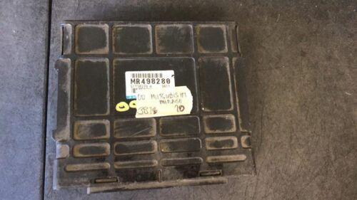 2000 Mitsubishi Mirage ecm ecu computer MR498280