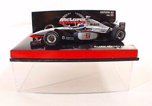Minichamps-McLaren-Mercedes-MP4-13-Hakkinen-8-neuf-en-boite-boxed-mint-1-43