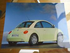VW Beetle 1.8T Press Photo Mar 2000