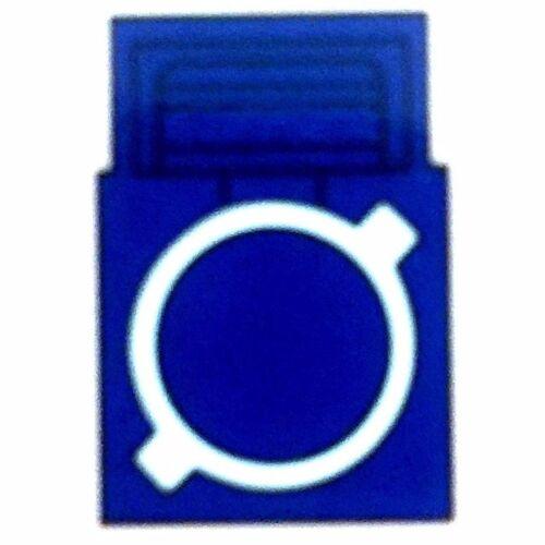 10 pc FAKRA SMB Female Jack Blue Code C Automotive RF Coax Connector RG58 LMR195