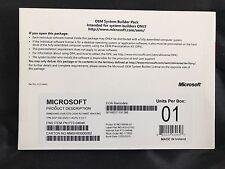 Microsoft Windows Server 2008 R2 Standard 64 bit 1-4 CPU | 5 Clt New!