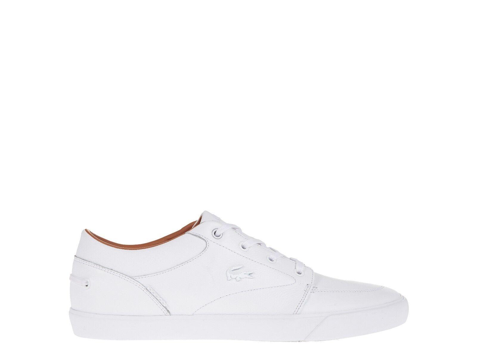 Lacoste Herren Schuhe Bayliss VULC in weiß