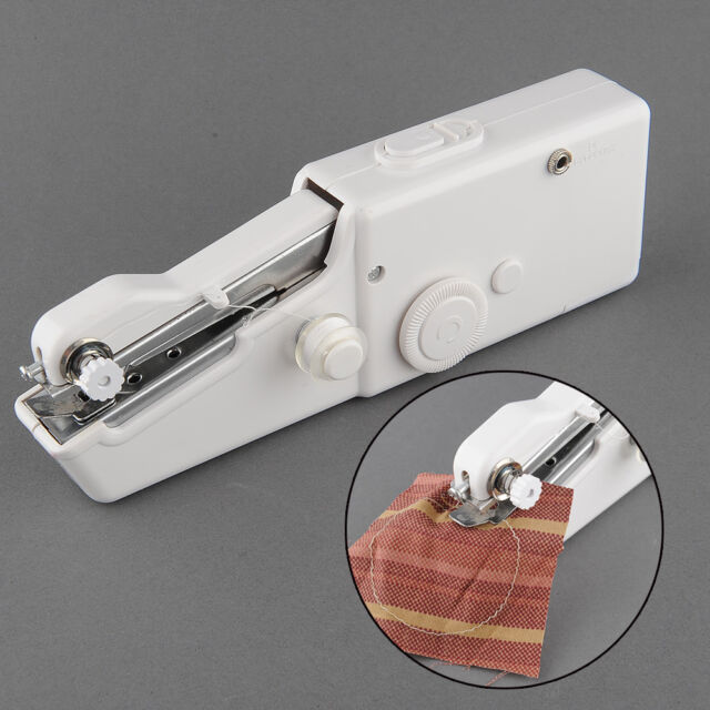 Convenient Essential Portable Handy Stitch Tool  Hand-held Sewing Machine