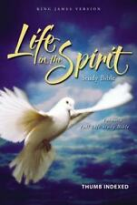 LIFE IN THE SPIRIT STUDY BIBLE - NEW PAPERBACK BOOK