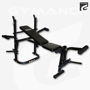 BOLT-by-GYMANO-6-IN-1-ADJUSTABLE-FOLDABLE-BARBELL-BENCH-amp-LEG-CURL-EXTENSION