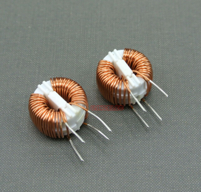10pcs Common Mode line filter 16mmx12mmx8mm,Inductor 2mH 3A