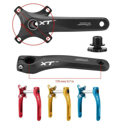 MEIJUN 170mm Mountain Bike Bicycle Crank Crankset Arm Repair Parts Parts New W