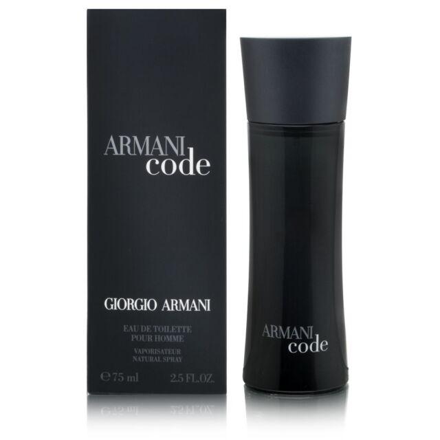 56fa926de914 Giorgio Armani Armani Code 2.5oz Men s Eau de Toilette for sale ...