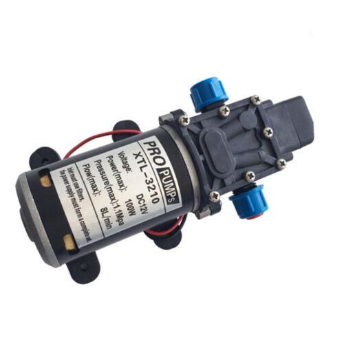 1 PC Automatic Diaphragm Pump 6L//Min 70W Mini Water Electric Car Washing Pump