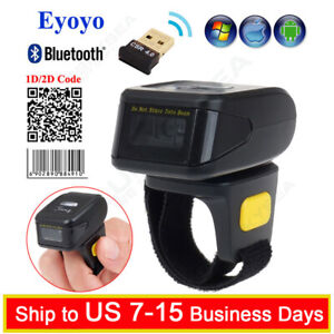 Mini-Bluetooth-Module-Wearable-Ring-2D-Scanner-Barcode-Reader-For-IOS-Android