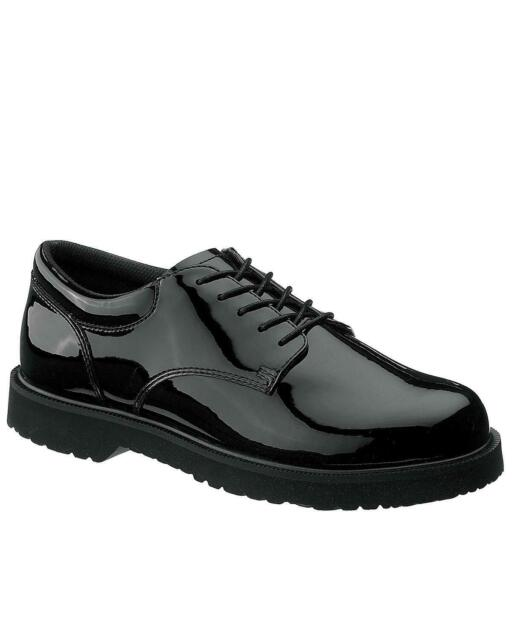 High Gloss Duty Oxford Shoes