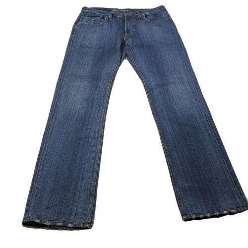 Robert Graham Men's Blue Jeans Men's 34x33