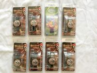 Walt Disney Collectable Lcd Watches: Lot Of 8 ^