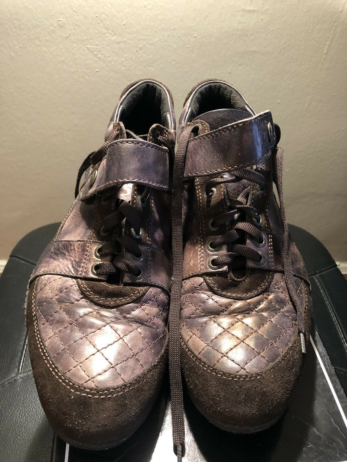 Just cavalli Uomo brown shoes size 10 us us us d72d1e