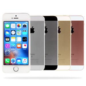 Apple-iPhone-SE-32GB-Space-Grau-Silber-Gold-Rosegold-MwSt-Gebrauchtware