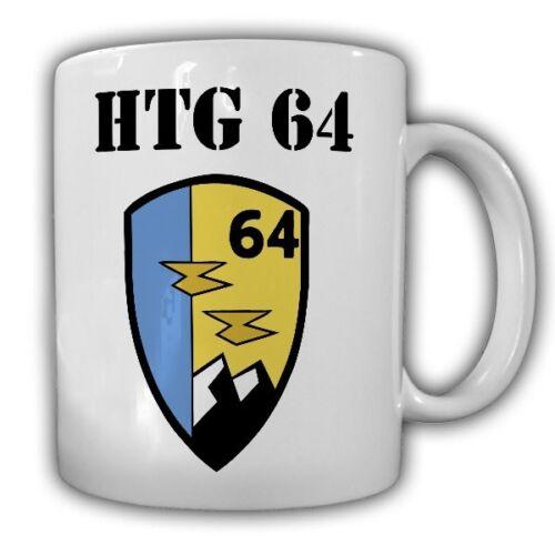 Tasse HTG 64 Hubschraubertransportgeschwader Bundeswehr Wappen Abzeichen #21605