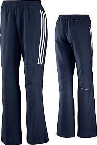 adidas-Damen-Sporthose-blau-Jogginghose-Trainingshose-Gr-XS-S-M-L-XL