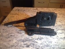 Vintage Pexto No 253 2 Bench Metal Shear Hand Operated Great Shape Free Ship