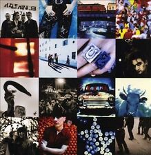 U2 - Achtung Baby Deluxe Box Set 10 Disc (6 CD + 4 DVD) + 16 Prints + Book NEW!
