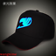 Marvel-DC-Superhero-Batman-Luminous-Hat-Baseball-Snapback-Hip-Hop-Cap-Anime