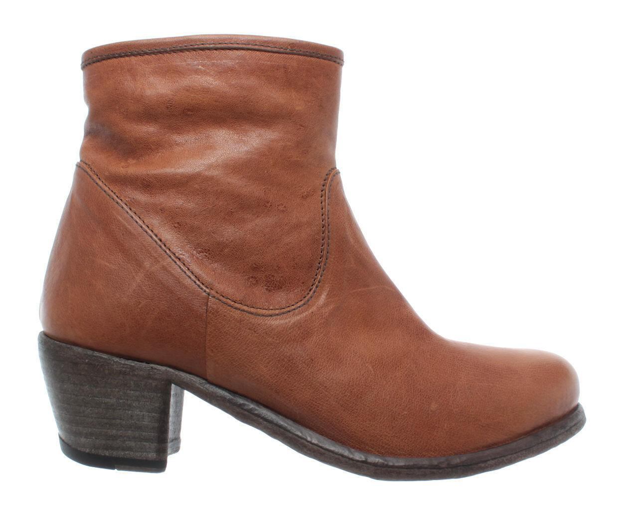 Damen Schuhe Stiefeletten FIORENTINI + BAKER BALBI9 Bethel Tortora Miele Leder