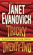 Tricky Twenty-Two: A Stephanie Plum Novel-ExLibrary