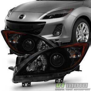 Image Is Loading Update Black Smoke 2010 2013 Mazda 3 Mazda3