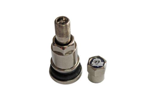20st metal válvulas breve ejecución neumáticos válvulas metal válvulas llantas de aluminio cromo