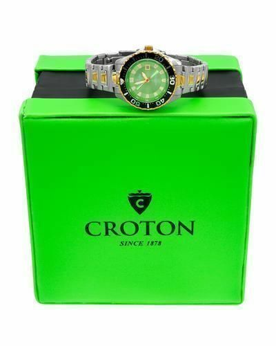CROTON CA201228TTGR Date Watch