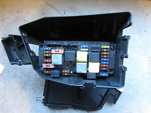 mercedes w203 fuse box 2006 mercedes c230 w203 relay sam fuse box module
