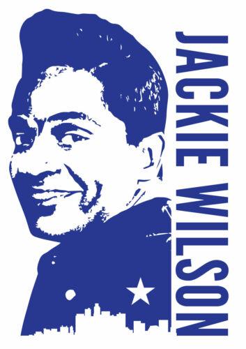 Jackie Wilson t shirt soul music stax motown northern  Edwin Starr