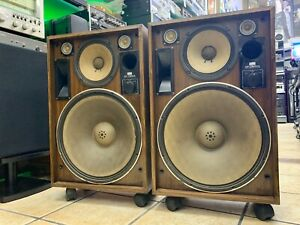 SANSUI-SP-7500X-Original-Speaker-Vintage-1979-4-Way-130-Watts-RMS-Refurbished